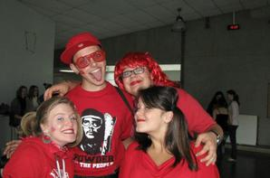 Red Day !! <3