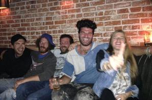 Bill lors d'une soirée à L.A