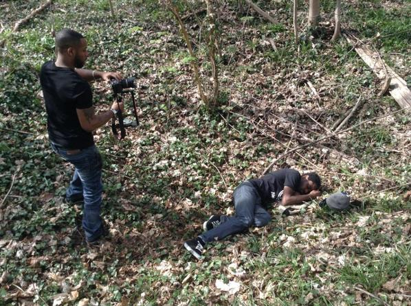 "Don Tyger Making of clip ""C'est pas le moment"""