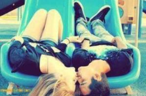 i love the kiss