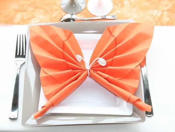 mes idée de couleur que vais réaliser avec mes serviette en papier