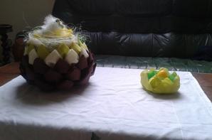 ma décoration de pâque