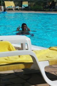 Mon retour au naturel et weekend avec cheri a lhotel & plage!!!