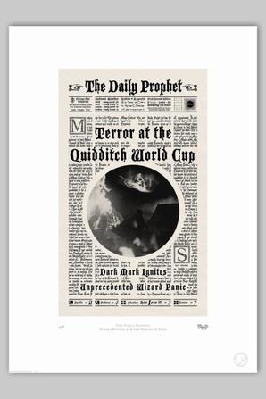 affiche wanted,gazette du socier,et affiche de pub