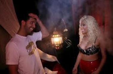 Drake et 2chainz au concert de Nicki à OVO fest