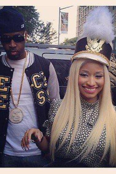 Nicki Minaj – American Idol ( Jour 2 )