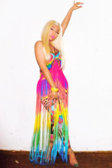 Nicki Minaj aux Aria Awards