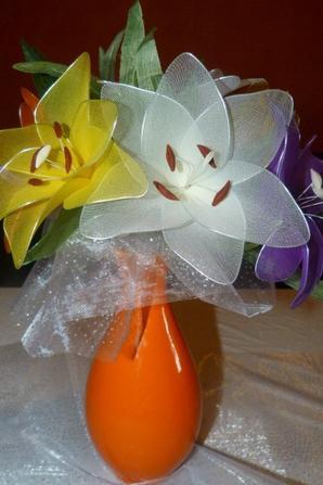 nouveaux bouquet pour une commande