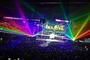 Le Believe Tour à Zurich le 22.03.13 #Partie1