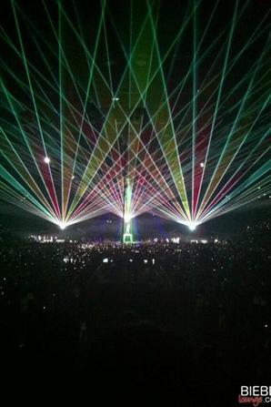 Le Believe Tour à Zurich le 22.03.13#Partie2