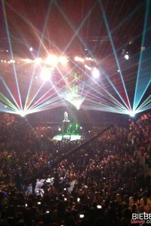 Le Believe Tour à Zurich le 22.03.13#Partie3