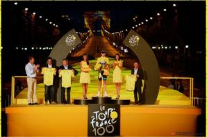 Tour de France 2013 : classement général final