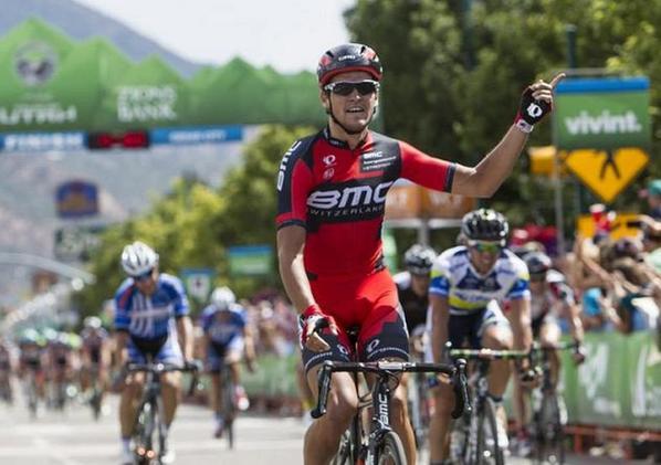 Tour de l'Utah 2013 (1ere étape) : Van Avermaet premier leader...