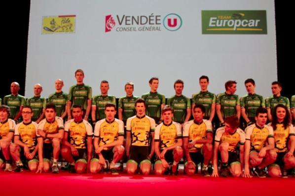 Présentation des équipes 2014 (12) : TEAM EUROPCAR