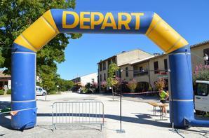 Foulées des garrigues à Méjannes-le-Clap (30) dimanche 17 août 2014