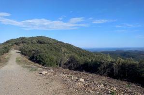 Sortie à vélo les Puechs / Col de l'Escoudas 10-04-2017