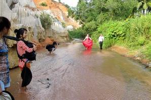 Fairy Stream in Muine Province