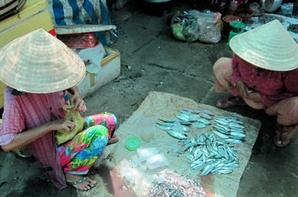Phan Thiet fresh market