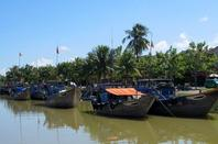 River mean life in Hoi An