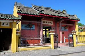 temples around Hoi An province
