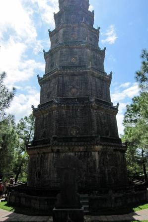 Thien mu pagoda (เจดีย์เทียนมู่)