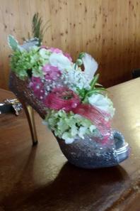 composition realiser dans des magnifique chaussures