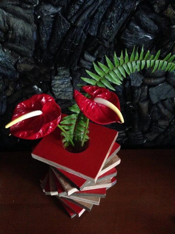 vase ou soliflore au greé