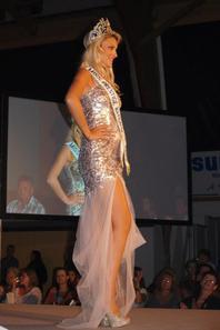 31.08.12 → Christelle était à l'élection Miss Pays de la Loire comité Prestige National 2012., Candice Delaroche
