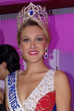 14.10.12 → Christelle était à l'élection de Miss Alsace 2012, Marine Schnebelen à Ruelisheim.