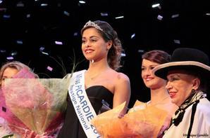 04.11.12 → Christelle était à l'élection de Miss Picardie 2012, Elisabeth Sifflet.