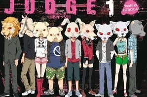 JUGDE, DOUBT : Yoshiki Tonogai