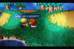 Carnet de voyage de Choupy - Numéro 1