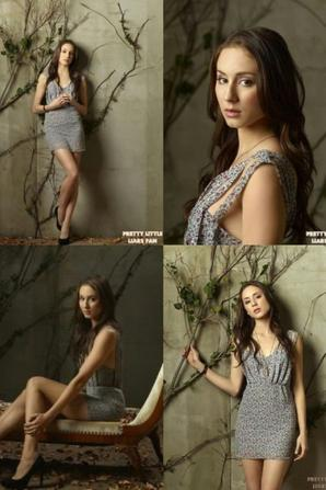 Troian Bellisario - Spencer Hastings - PLL