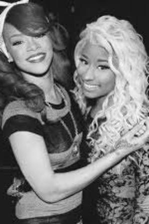 Rihanna & Nicki Minaj