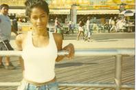 Nicki Minaj plus jeune