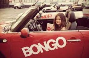 Lucy Hale qui pose pour Bongo