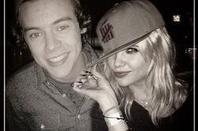 Ashley Benson & Harry Styles