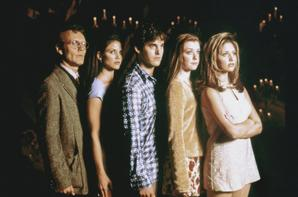 photoshoot saison 1 de Buffy contre les vampires
