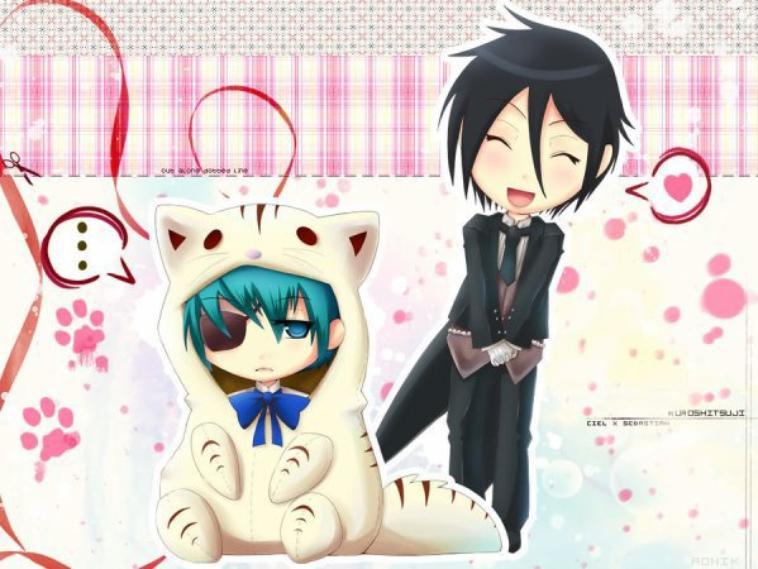 Pour ma Yuki !♥ (Fan de Sebastian.)