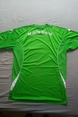 Maillot d'entrainement de gardien 2010/2011