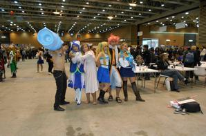 Japan Touche ! Cosplay Lucy Fairy Tail <3