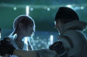 Snow x Serah (Final Fantasy)