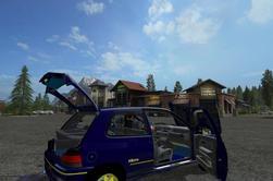 Renault Clio1 Williams P4