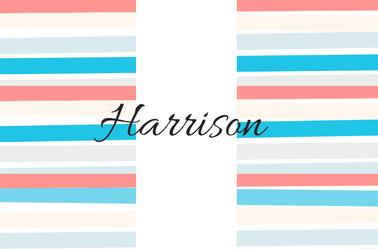 Harrison, Harryson, Aryson