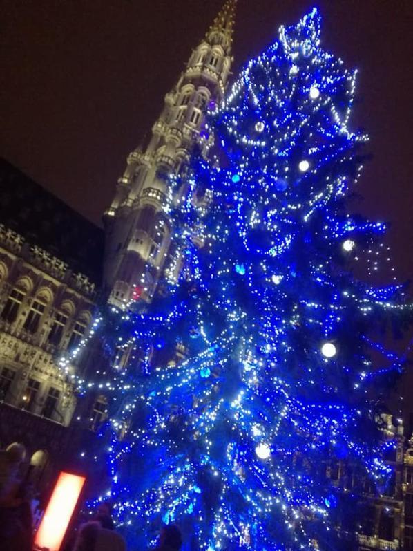 les plaisirs d'hiver de Bruxelles 2018