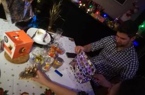 réveillon de Noël 2018 en famille