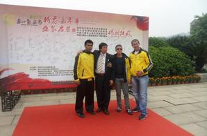 President   Chairman  Dr  chiu  chi  Ling  10th  Dan.