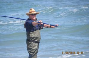 week end pêche