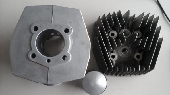 Malossi Polygonal 45,5 cvf 2