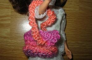 ce que j'ai fat hier en tricot!